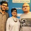 Гость программы – учёный-гляциолог Алексей Резепкин