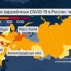 Пик эпидемии коронавируса в России ещё не пройдён