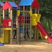 Детские площадки оборудуют по единому стандарту