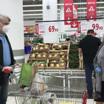 В Москве закрывают магазины, не соблюдающие перчаточно-масочный режим
