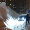 Норильск засыпало снегом: высота покрова – 63 сантиметра