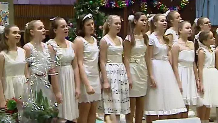 """Концертную программу """"История одного желания"""" продемонстрировал Большой детский хор"""