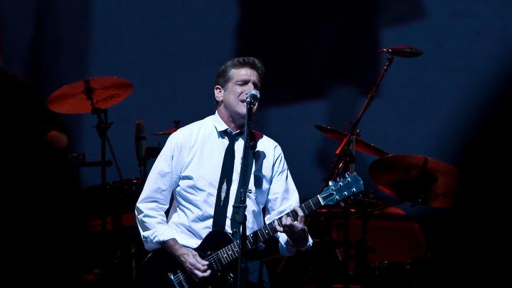 Основатель группы Eagles
