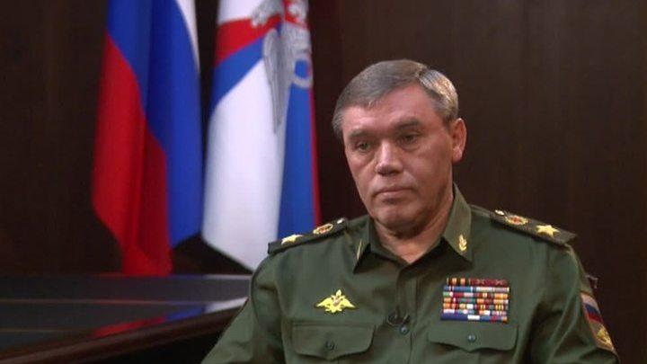 Начальник Генштаба заверил, что ВМФ может защитить интересы России в любой точке мира