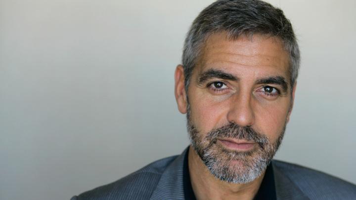 Клуни попал в больницу, экстренно похудев для съемок нового фильма