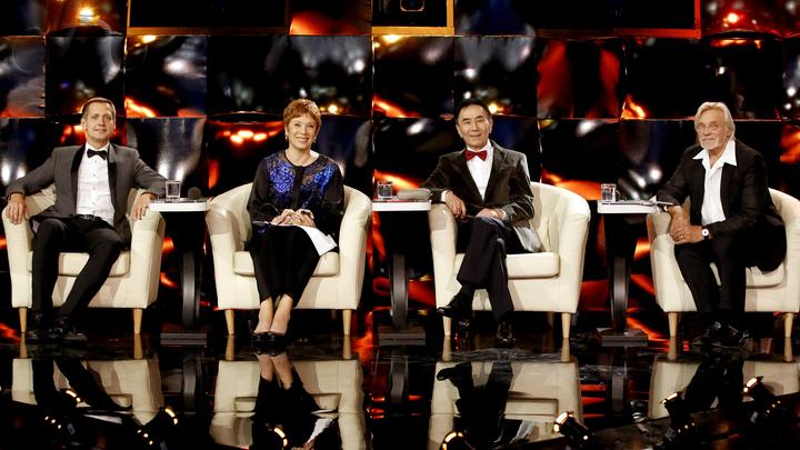В жюри шестой программы: Брижит Лефевр; Владимир Васильев; Сяо Сухуа; Тоомас Эдур.