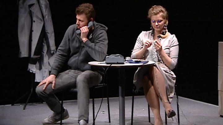 На Малой сцене МХТ поставили комедию об одиночестве