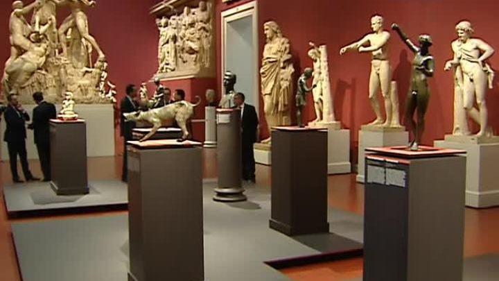 Король Марокко стал гостем новой выставки Пушкинского музея