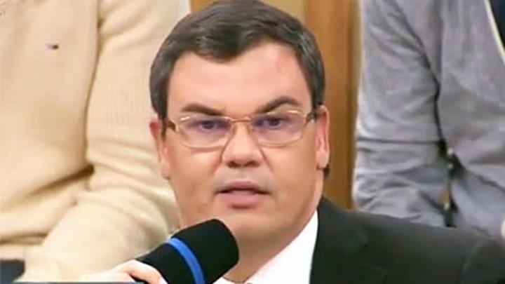 Президент Союза третейских судов Алексей Владимирович Кравцов.