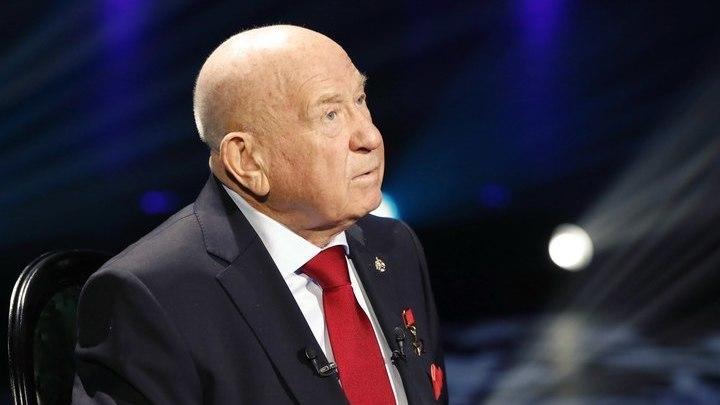 Эксклюзивное интервью с Алексеем Леоновым к 80-летию первого беспосадочного перелета из СССР в США
