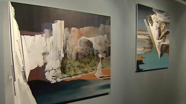 В столице представляют южнокорейское современное искусство