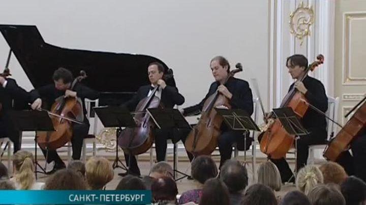 В честь 85-летия рыцаря виолончели Анатолия Никитина состоялся концерт