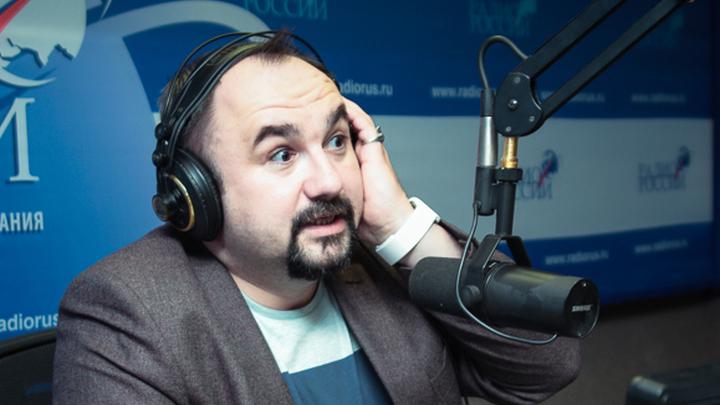 """Дмитрий Чернов, """"Радио России"""""""