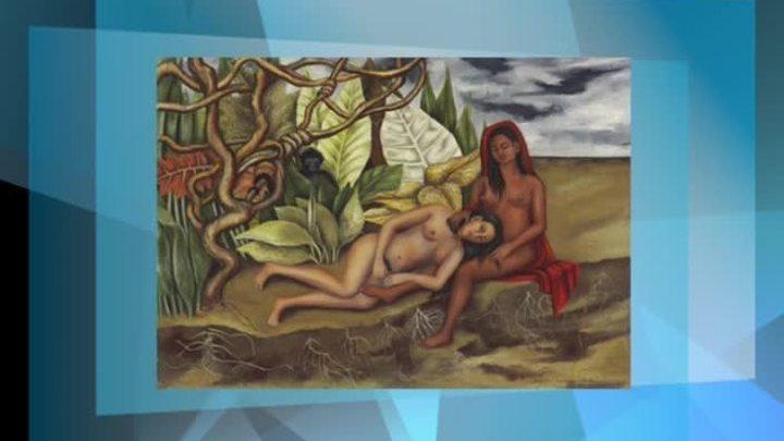 Картина Фриды Кало продана за рекордную сумму на торгах Christie's