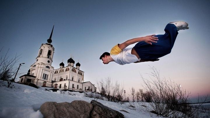 """Антон Уницын. """"Полет"""" / Автор: Антон Уницын"""