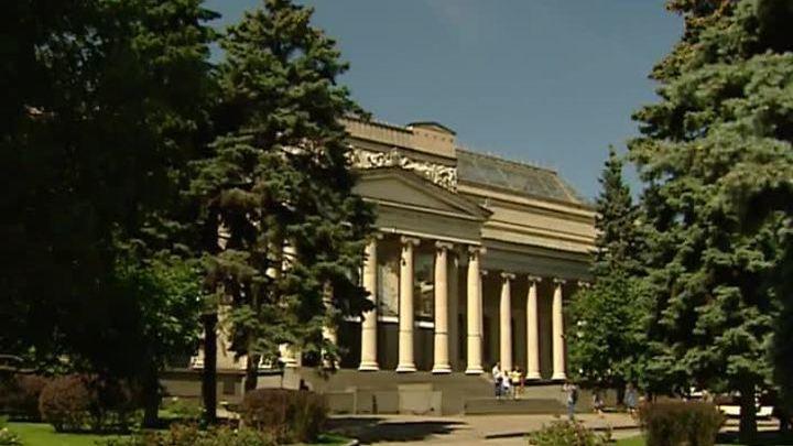 """Пушкинский музей приглашает побывать """"Внутри искусства"""""""