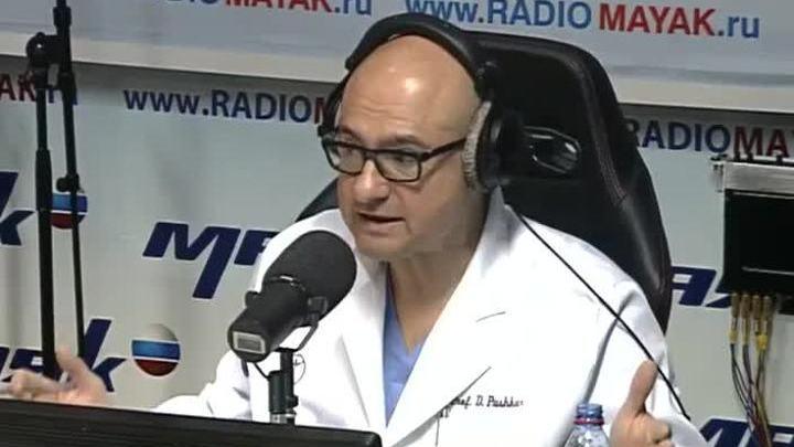 Сергей Стиллавин и его друзья. Урология