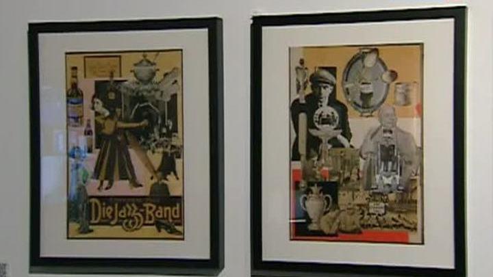 Проследить историю дадаизма можно в Центре современного искусства