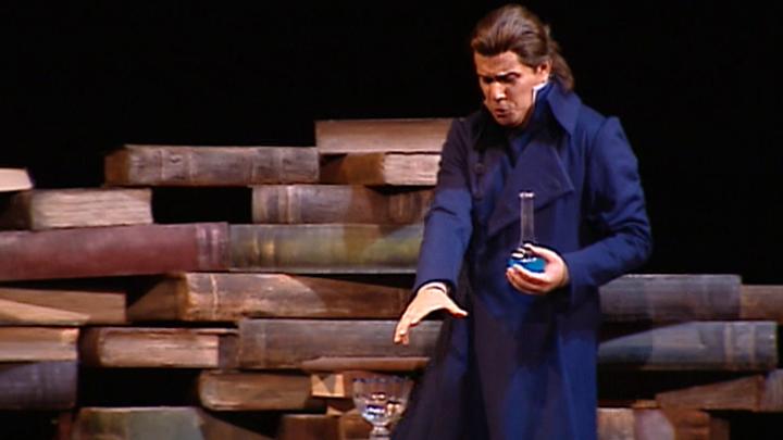 """Петер Штайн готовит в Большом театре оперу Берлиоза """"Осуждения Фауста"""""""
