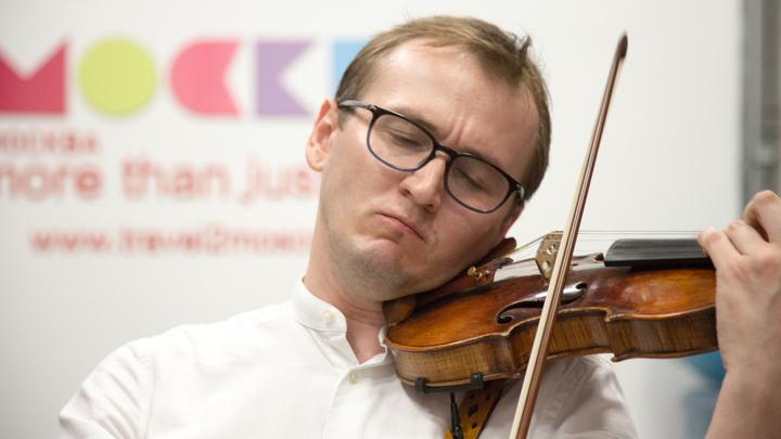 Музыканты. Никита Борисоглебский