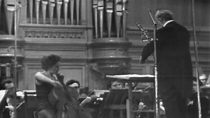 Скончалась выдающаяся виолончелистка Наталия Шаховская