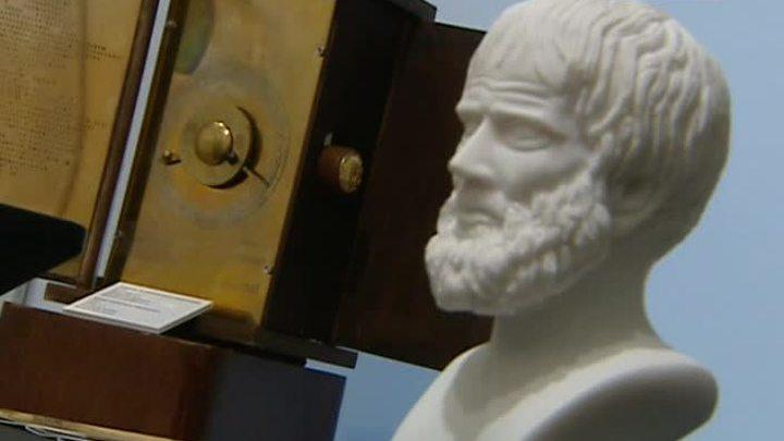 Музей архитектуры имени Щусева показал древнегреческий компьютер