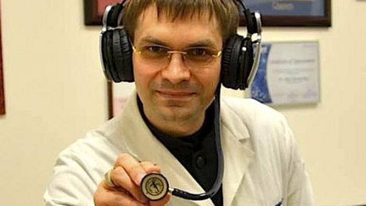 Александр Жаворонков, биогеронтолог