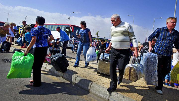 Россияне получили травмы в ДТП с туристическим автобусом в Египте