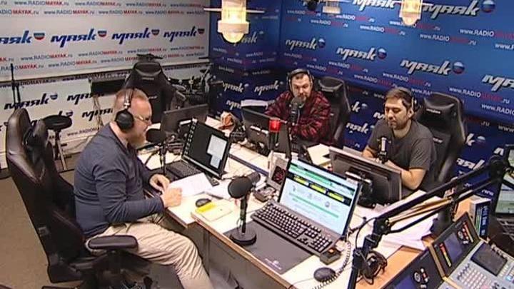Сергей Стиллавин и его друзья. Рустам Вахидов о Парижском автосалоне