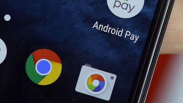 Расплатиться через Android Pay россияне смогут уже в следующем году