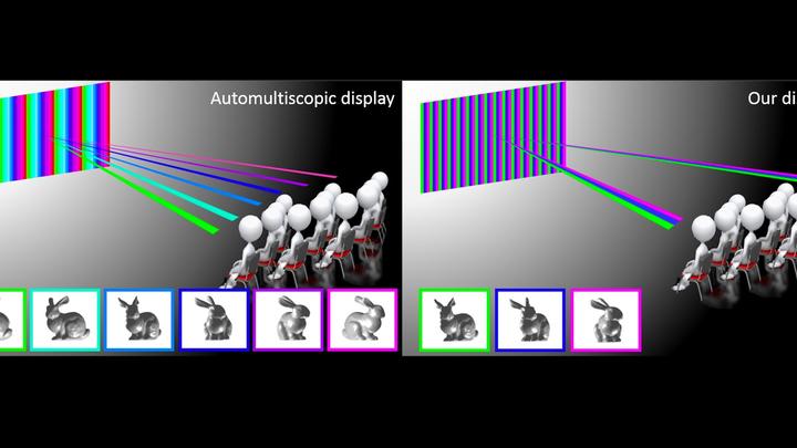 Новая технология позволит смотреть 3D-фильмы в кинотеатрах без очков