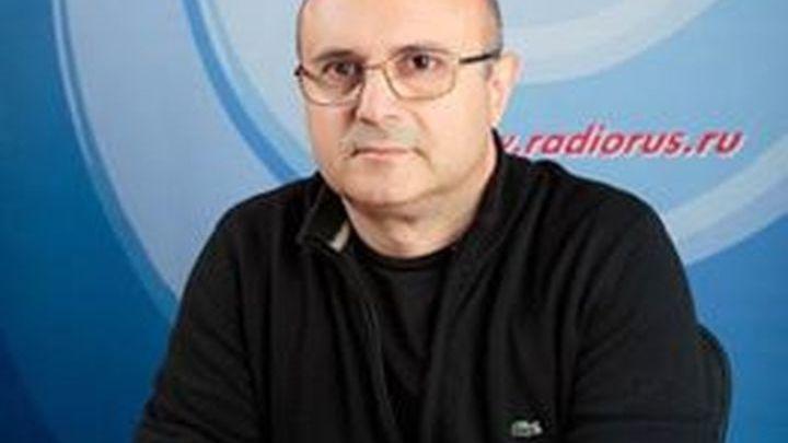 Политический обозреватель ВГТРК Николай Мамулашвили