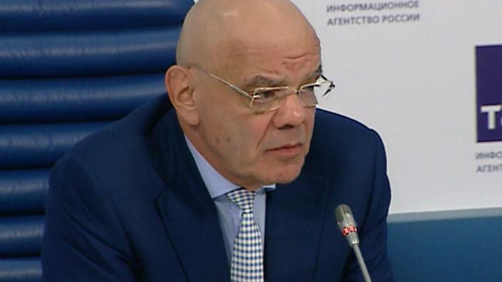 """О планах и проблемах """"Сатирикона"""" Константин Райкин рассказал на пресс-конференции"""