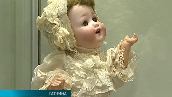 В Гатчине впервые представили игрушки и личные вещи великих князей и княжон