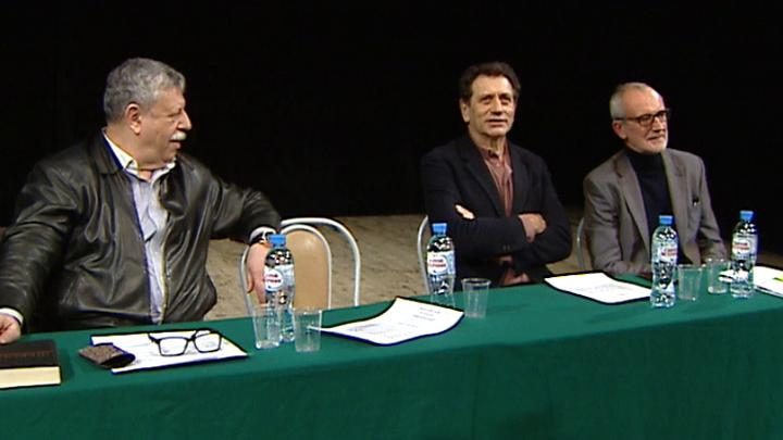 В столице открылись 14-е Международные режиссёрские мастерские