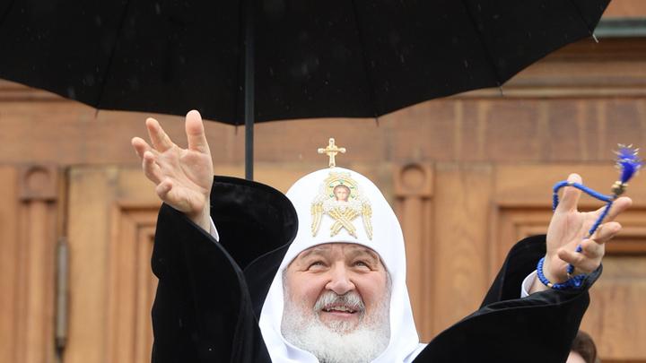 Благовещение. Москва, Кремль. 7 апреля 2016 г. / Автор: Официальный сайт Московского Патриархата