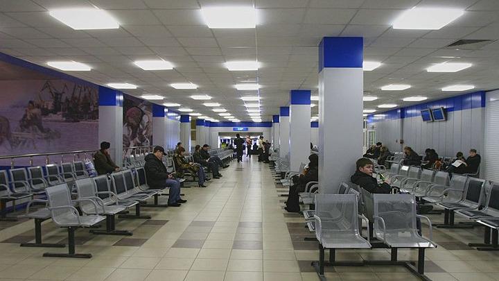 Аэропорт Норильска