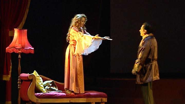 """Театр """"Ромэн"""" представил премьеру """"Поющие струны души"""""""