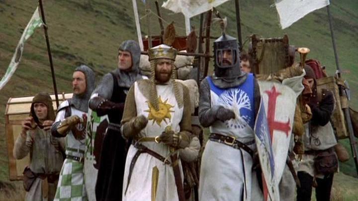 Рыцари короля Артура