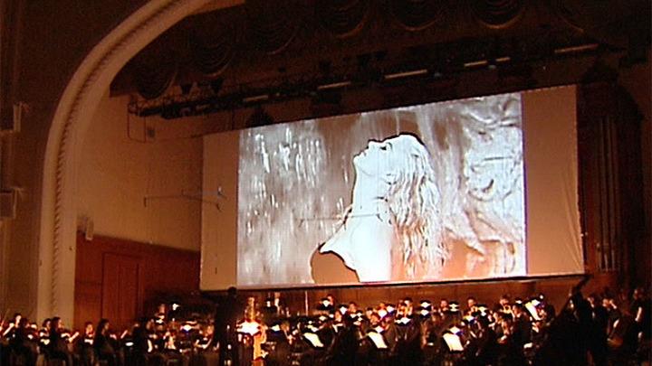 Музыка Нино Рота из фильмов Федерико Феллини звучала в Московской консерватории