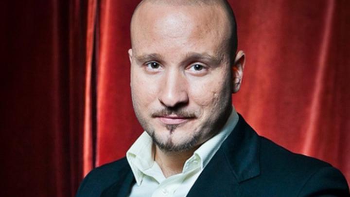 Артур Багдасаров, дрессировщик хищников.