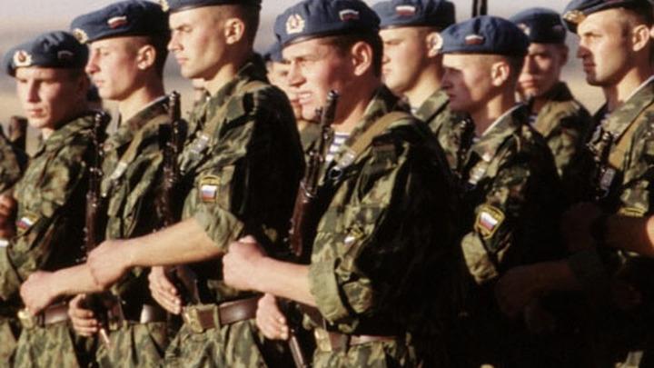 Боец ВДВ: универсальный солдат