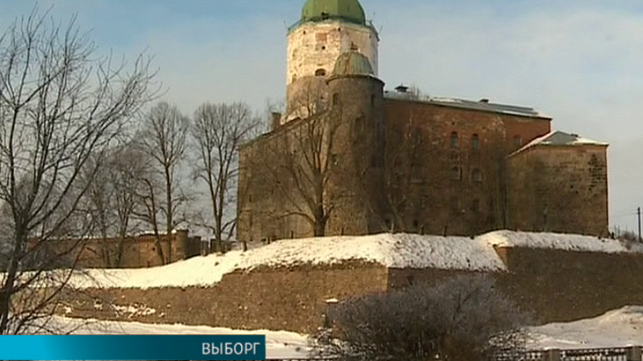 В Выборге на реставрацию закрылся один из символов города – Башня святого Олафа