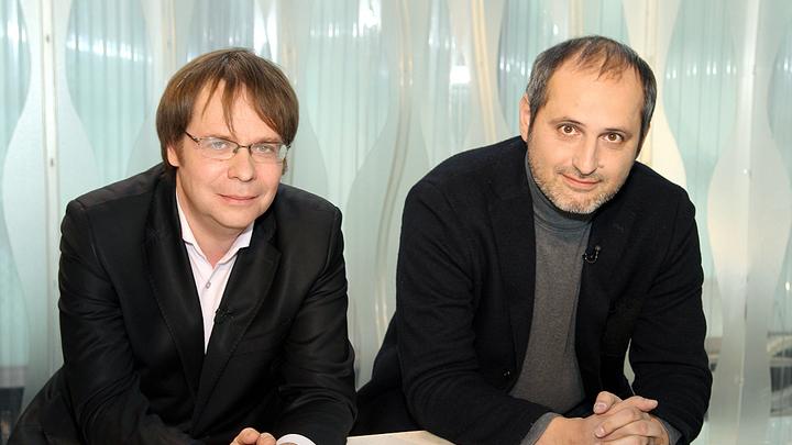 Алексей Попогребский и Кирилл Светляков / Автор: Вадим Шульц