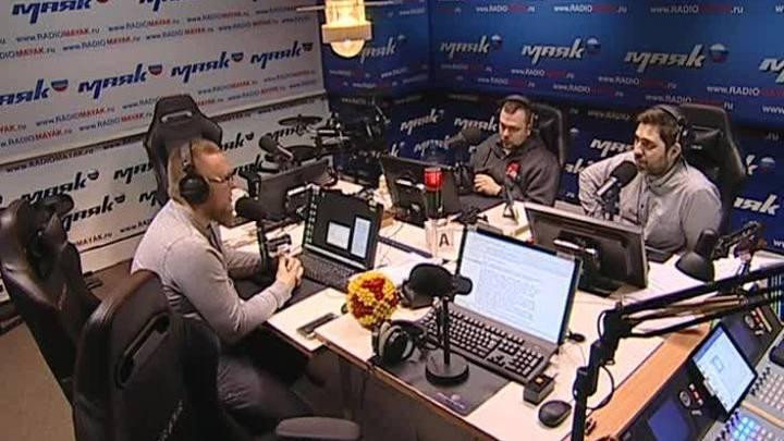 Сергей Стиллавин и его друзья. Ford Fiesta