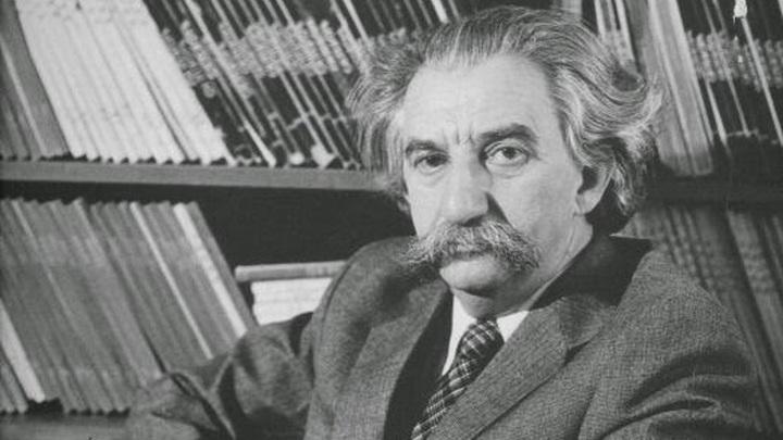 95 лет назад родился Юрий Лотман