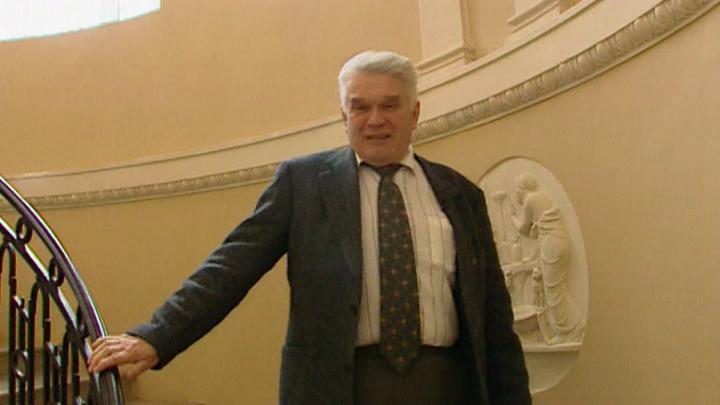 В Петербурге на 83-м году жизни скончался академик Людвиг Фаддеев