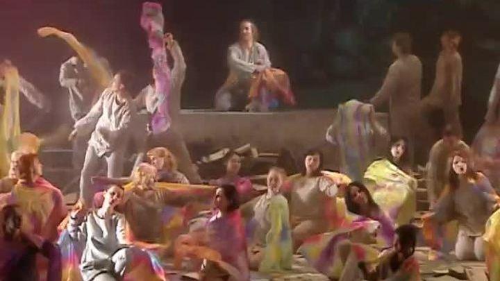 """На фестивале """"Золотая маска"""" свой спектакль показал Астраханский театр оперы и балета"""