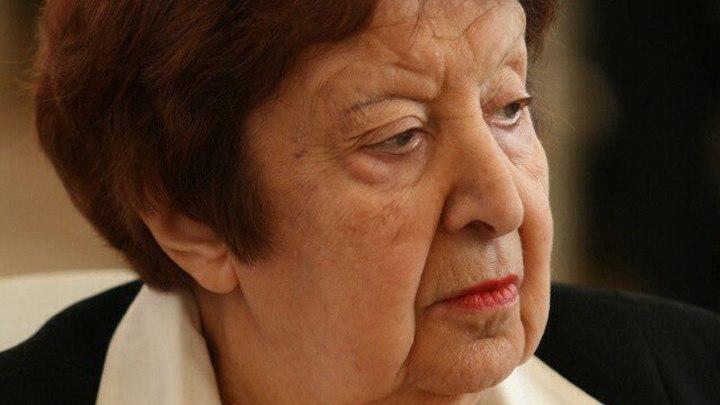 Нунэ Оксентьян. Фотография с официального сайта Санкт-Петербургской консерватории