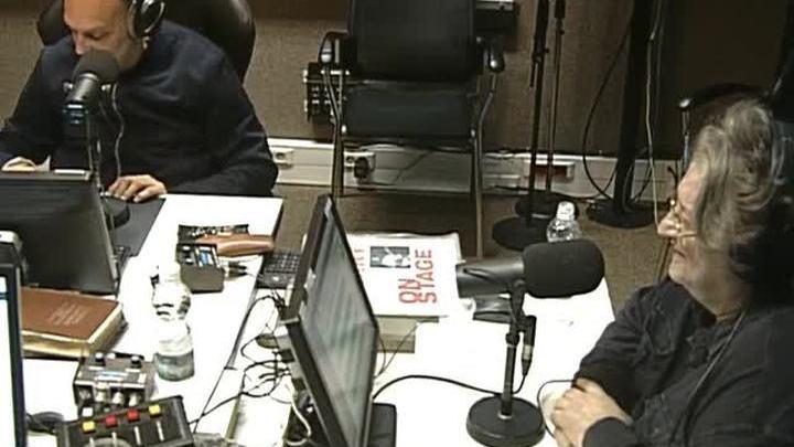 Студия Владимира Матецкого. Встреча в студии с Александром Градским и Александром Липницким